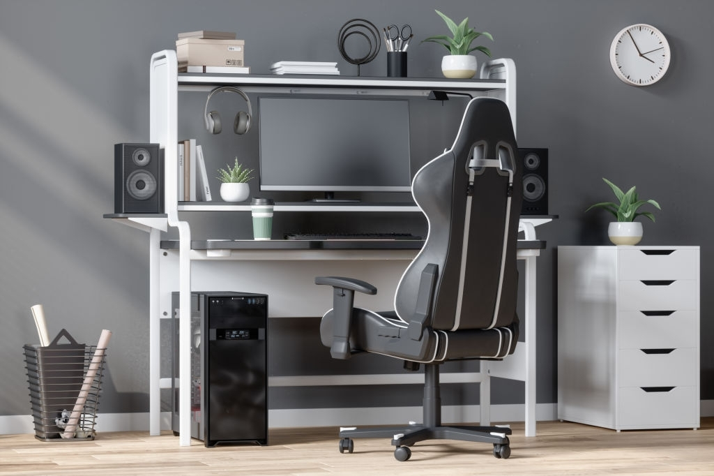 Set up new computer
